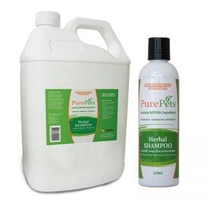 Herbal Shamoo - PurePets