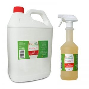No Tangle Spray - PurePets