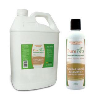 Vanilla Oatmilk Shampoo - PurePets