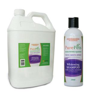 Whitening Shampoo - PurePets